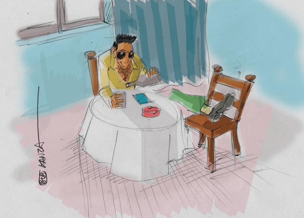 Bob Kanza, Auteur Illustrateur BD & Développement Web