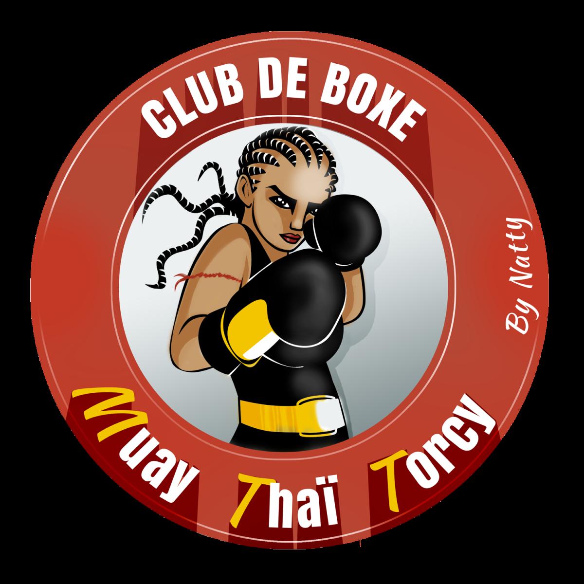 Logo Club de Boxe © Bob Kanza