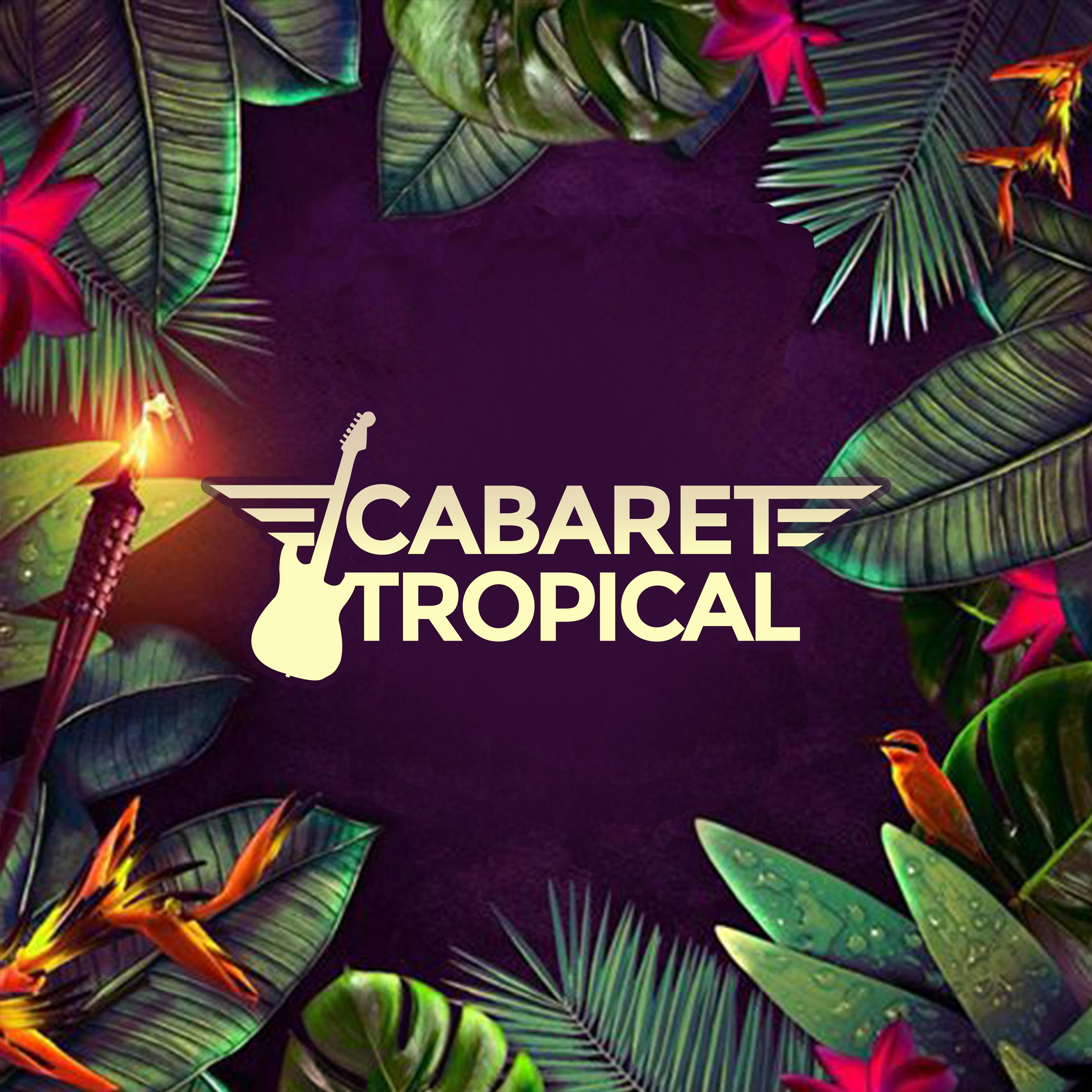 Logo Cabaret Tropical Rouen - Bob Kanza