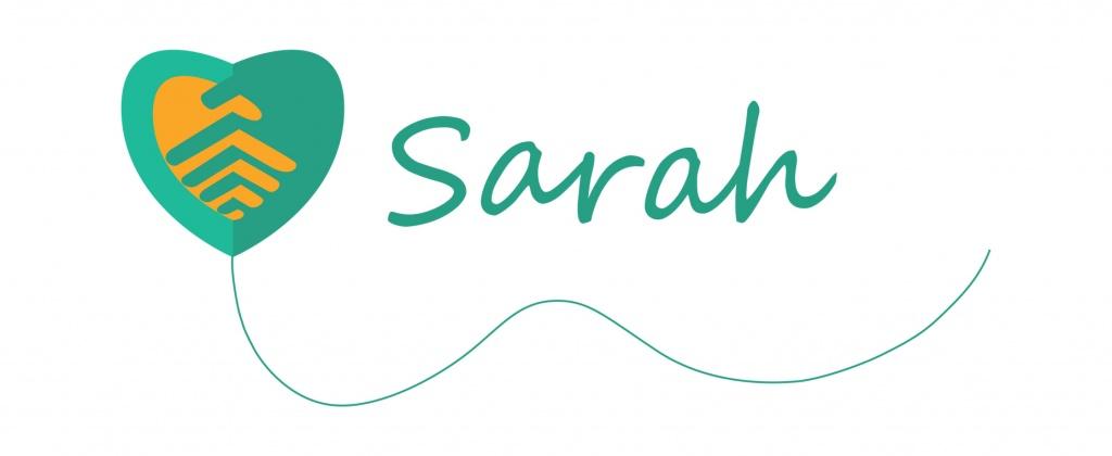 Logo Association Sarah © Bob Kanza