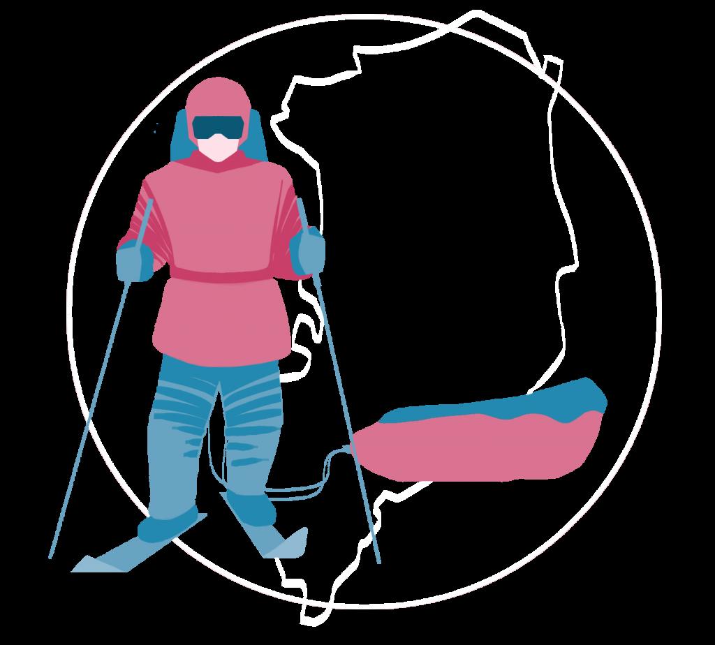 Logo Expédition Groëland © Bob Kanza