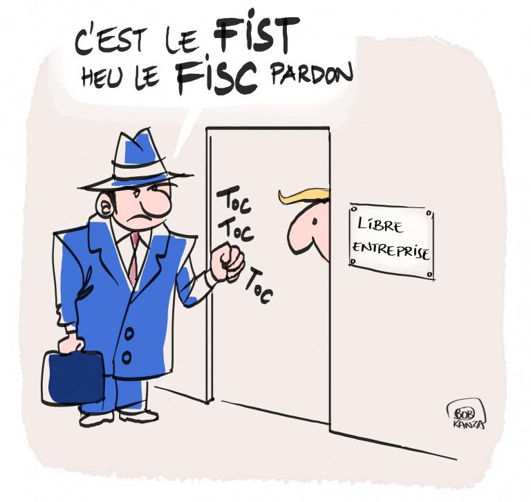 Fisc ou Fist © Bob Kanza