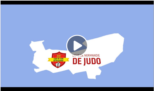 Illustration et animation 2D - ligue de Judo de Normandie