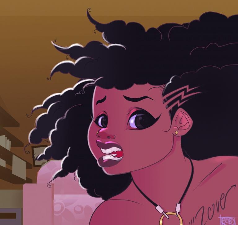Babette Motuka, Princesse AfroPolitaine
